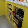 Küche-Tresen GKB mit Natursteinplatte